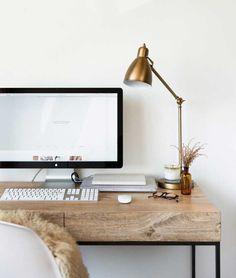 Nice wood table from JCS WestElm Studio