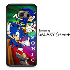 SONIC THE HEDGEHOG D0220 Samsung Galaxy S6 Edge Plus Case