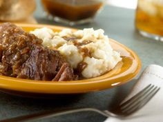 Get Slow Cooker Melt-In-Your-Mouth Short Ribs Recipe from Food Network