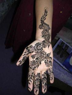 Henna Tattoo Selber Machen (13)