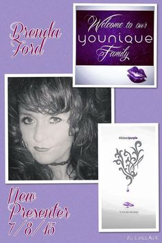 I'm so Excited to be a 'Younique' Presenter!! Allow me to help you look and feel 'Younique'ly Amazing!  Younique's mission is to uplift, empower, validate, and ultimately build self-esteem in women around the world through high-quality products that encourage both inner and outer beauty and spiritual enlightenment while also providing opportunities for personal growth and financial reward. Join the Sisterhood to Look & Feel 'Younique'ly Amazing Today @ my website below.