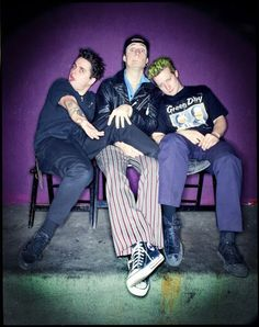 Green Day Pictures: The Nimrod Era, 1997-1999