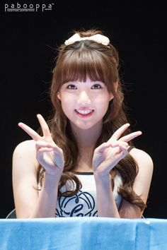 GFRIEND 여자친구 사인회 예린 #여자친구 #예린