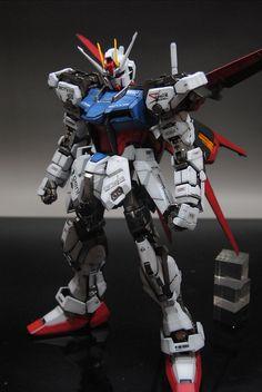 PG GAT-X105 Aile Strike Gundam