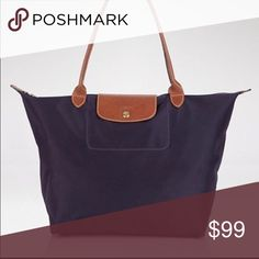 Auth Longchamp Bilburry Large Tote Auth Longchamp Bilburry Large Tote, bought at original price Longchamp Bags Totes