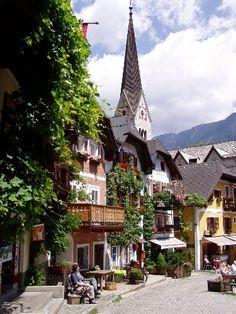 Hallstadt,Austria