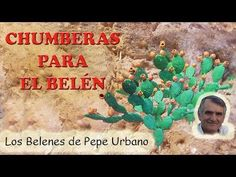 CHUMBERAS PARA BELENES - YouTube Nativity, Scene, Youtube, Poster, Cactus, Christmas Decor, Molde, Home, Christmas Crafts