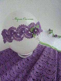 Patron para hacer un vestido bonito a crochet07
