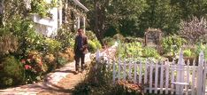 "Aidan Quinn portrays the character of Officer Gary Hallet in the movie ""Practical Magic""......."