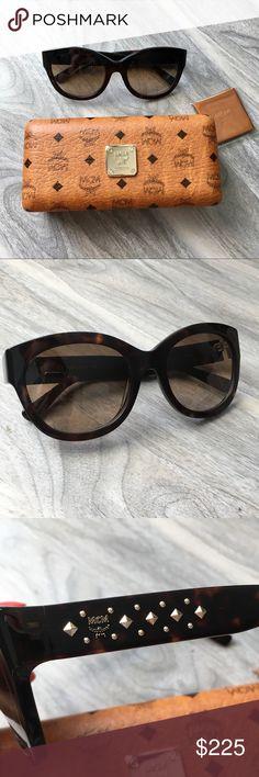 MCM Brown retro sunglasses NWB AUTHENTIC. MCM Brown retro sunglasses NWB. 56mm. Havana color. 56,20,140. 100% UV. MCM Accessories Sunglasses