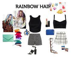 """Rainbow"" by aranza-star on Polyvore"