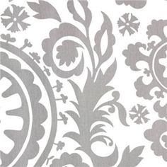 Suzani Storm/Twill By Premier Prints Fabrics Drapery Fabric - SW28711 - Fabric By The Yard. Fabrics At Wholesale Prices