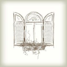 Shutter Drawing Sketch - Scribble Vector Window Drawn Pencil Sketch Style Window With Shutter Drawing 3 Gif Shutters Wood Shutters Home Decor Shutter Sketch At Paintingvalley . Flower Sketches, Art Drawings Sketches Simple, Pencil Art Drawings, Easy Drawings, Window Drawings, Pencil Sketches Simple, Pencil Sketching, Drawing Faces, Realistic Drawings
