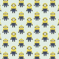 Despicable Me minions! Wallpaper background!