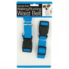Hands Free Dog Walking & Running Waist Belt