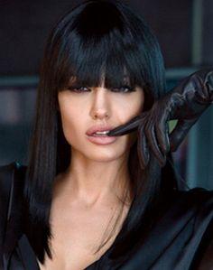Angelina Jolie 2013 Hairstyles Cute Celebrity Hairstyles | World's Best Hairstyles #pmtslouisville #paulmitchellschools #hair #style #love #lips #eyes #makeup #celebrity #haircolor #celebrityhair #bangs http://www.zhairstyles.com/angelina-jolie-2013-hairstyles/