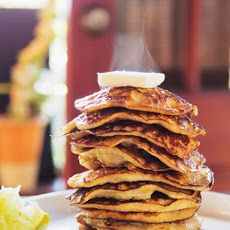 Two (Actually, Three) Ingredient Pancakes With Lime and Honey Recipe