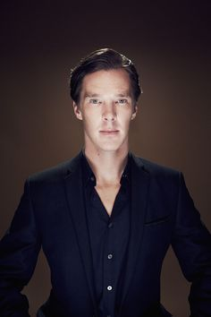 Benedict Cumberbatch | Photoshoot by David Venni