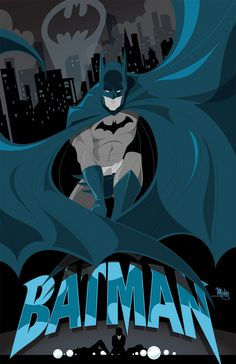 Batman by MikeMahle.deviantart.com on @DeviantArt