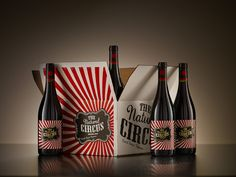 Natural Circus on Packaging of the World - Creative Package Design Gallery
