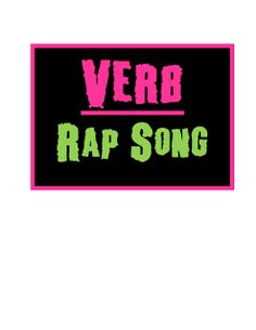 Verb Rap Song from Have Fun Teaching- There are lots of other songs on their website. Teaching Language Arts, Classroom Language, Teaching Writing, Teaching Ideas, Teaching Verbs, Teaching Music, Word Study, Word Work, Verb Song