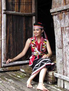 Native gal from Sarawak