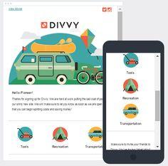 #emailmarketing  very good  #responsivedesign  for #mobilemarketing