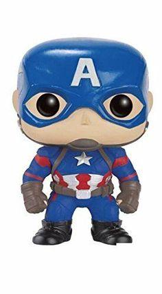 CAPTAIN America la guerre civile veuve noire Pop figurine en vinyle-new in stock