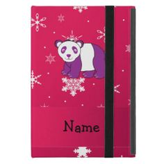 ==>Discount          Personalized name panda pink snowflakes cover for iPad mini           Personalized name panda pink snowflakes cover for iPad mini we are given they also recommend where is the best to buyHow to          Personalized name panda pink snowflakes cover for iPad mini Online ...Cleck See More >>> http://www.zazzle.com/personalized_name_panda_pink_snowflakes_ipad_case-256311458676592332?rf=238627982471231924&zbar=1&tc=terrest