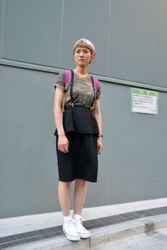Ayumi Saito | beautician