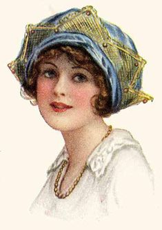 History of Womens Titanic Hats (Edwardian Era)