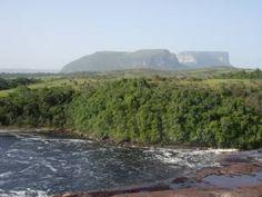 Río y Tepuy