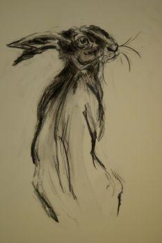 imitation of a beautiful drawing I saw in a Sligo restaurant. I don't  know the artist.