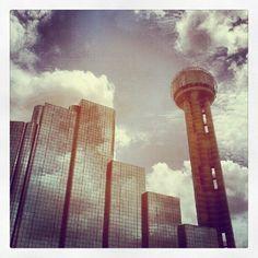 Reunion Tower, Dallas TX