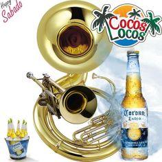 HOY Sabado de Banda! #BarraLibre d Cerveza x $100 (9pm-11pm) y Tragos al 2x1 toda la Noche #PuertoVallarta #Vallarta