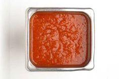 Chipotle Mexican Grill Copycat Recipes: Tomatillo Red-Chili Salsa (hot)