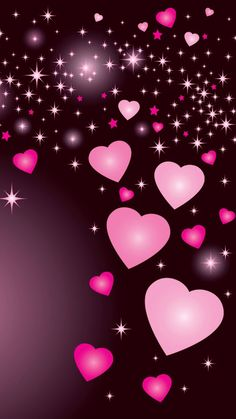 Heart Iphone Wallpaper, Iphone Homescreen Wallpaper, Flower Phone Wallpaper, Cute Patterns Wallpaper, Iphone Background Wallpaper, Purple Wallpaper, Butterfly Wallpaper, Love Wallpaper, Cellphone Wallpaper
