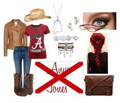 """Anya Alabama"" by silentfoxrose on Polyvore"