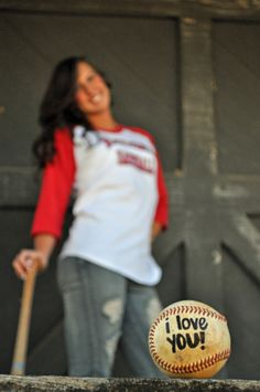 baseball girlfriend, this would be me in a heartbeat :]