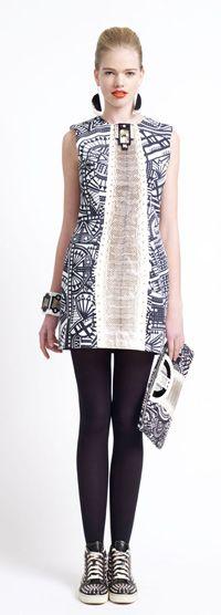 Holly Fulton, London based fashion designer