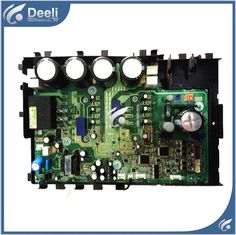 370.00$  Buy now - http://aliqpr.worldwells.pw/go.php?t=32627827890 - 95% NEW Original for Daikin air conditioning control board PC0707 RZQ125KMY3C board RMXS160EY1C conversion module 370.00$
