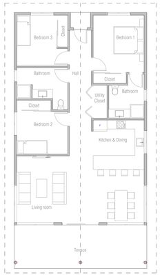 house design house-plan-ch489 10