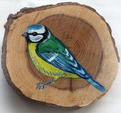 Birds in art by myjewelry14 on Etsy
