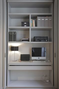 architects desk workspaces home office - architects home office _ architects home office design _ architects home office spaces _ architects home office workspace _ home… Home Office Closet, Closet Desk, Office Nook, Home Office Space, Bedroom Office, Home Office Design, Home Office Decor, Office Workspace, Office Spaces
