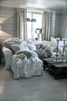 Love this. So cozy.