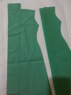 Kebaya sewing step 1