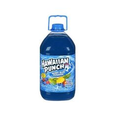 Hawaiian Punch Berry Blue Typhoon Flavored Juice Drink, 1 gal... ($2.24) ❤ liked on Polyvore featuring food, drinks and food and drink