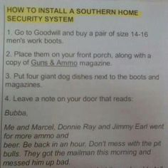Southern Home Security