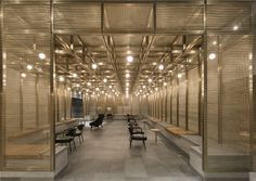 The Hub Performance & Exhibition Centre in Shanghai by Neri&Hu Design & Research Office | http://www.yellowtrace.com.au/nerihu-hub-shanghai/