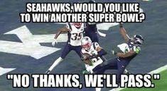 Super Bowl XLIX Memes Seattle Seahawks http://www.futebolamericano.eu/nfl/os-memes-do-super-bowl-xlix